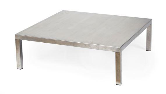 Pergay Maria Steel Design Table Basse Mutualart