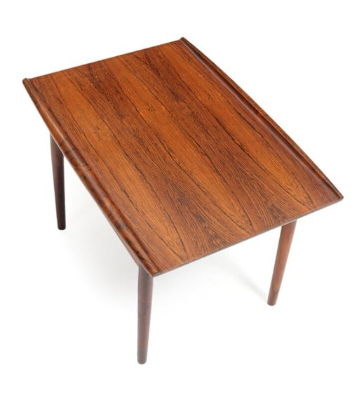Jalk Grete A Rosewood Coffee Table Mutualart