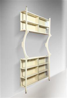 Libreria Ante Scorrevoli Vetro.Luigi Claudioolivieri Art Auction Results