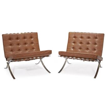 Cuscini Trapuntati Tabouret.Ludwig Mies Van Der Rohe Two Tugendhat Tables 1960 Mutualart