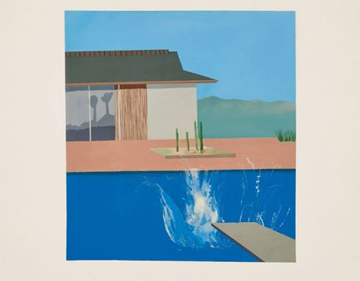 Contemporary Auctions Preview: All about Hockney