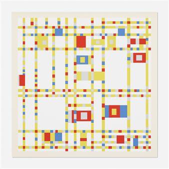 Piet Mondrian | Art Auction Results