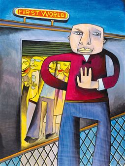 Jim Avignon Art Auction Results