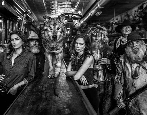 David Yarrow's Photography: Where Reality and Fantasy Coalesce