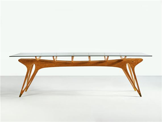 Important And Unique Dining Table, Unique Dining Room Tables