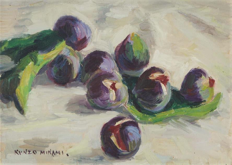 Minami Kunzo | Figs | MutualArt