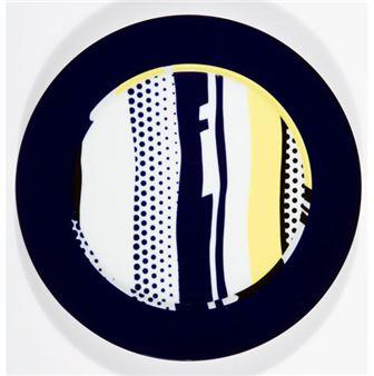 Lichtenstein Roy | Ten Dollar Bill (Ten Dollars) (Corlett ...