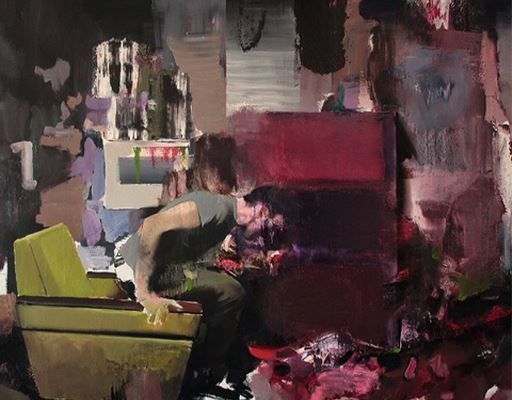 Adrian Ghenie's Echoes of the Old World
