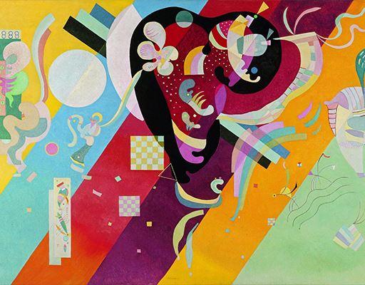 Kandinsky's Introspective Path to Abstract Reality