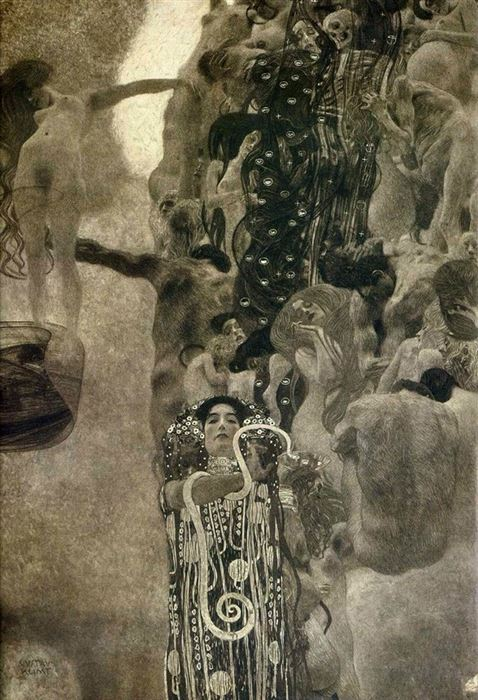 How Gustav Klimt S Art Can Be A Therapy To Pace Fear And Anxiety Of The Future